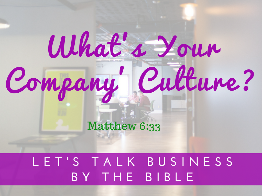 What's Your Company' Culture?