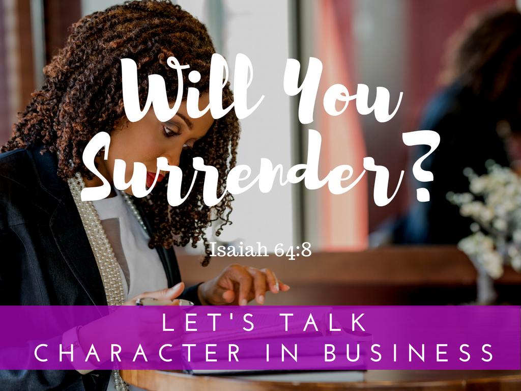 Will You Surrender?