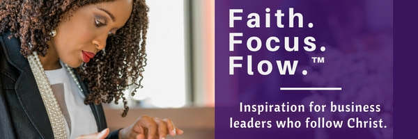 Faith Focus Flow: Business by the Bible with TC Cooper