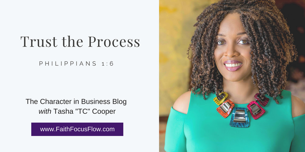Faith Focus Flow: Character in Business with TC Cooper