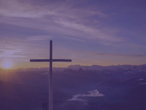 Christian cross on the horizon for Christian Business Owners